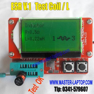 GM328A Transistor Tester - Elecrow