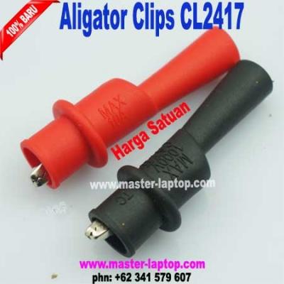 Aligator Clips CL2417   large2