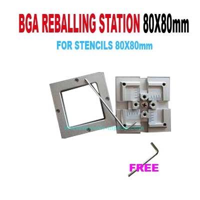 BGA Reballing Station 80X80  large2