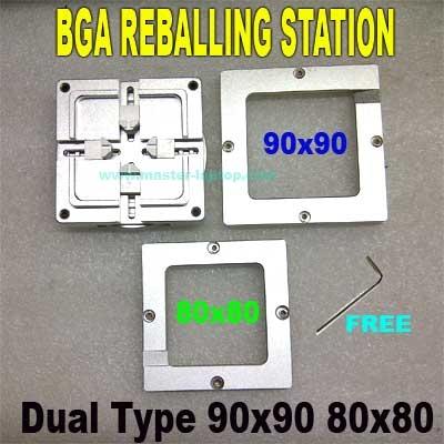 BGA Reballing Station 80X90  large2