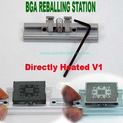 BGA Reballing Station directly heated V1  large2