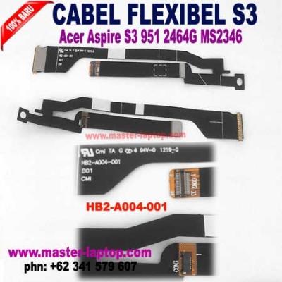 Cabel Flexibel Acer Aspire S3 951 2464G MS2346  large2