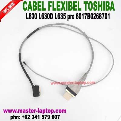 Cabel Flexibel TOSHIBA L630 L630D L635 pn 6017B0268701   large2