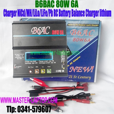 Charger B6BAC 80W 6A  large2