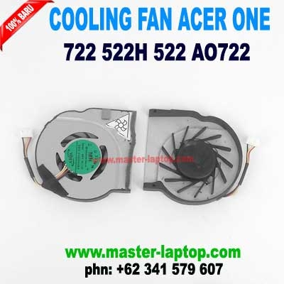 Cooling fan acer one 722 522H 522 AO722  large2