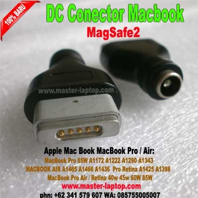 DC Conector MagSafe2  large2
