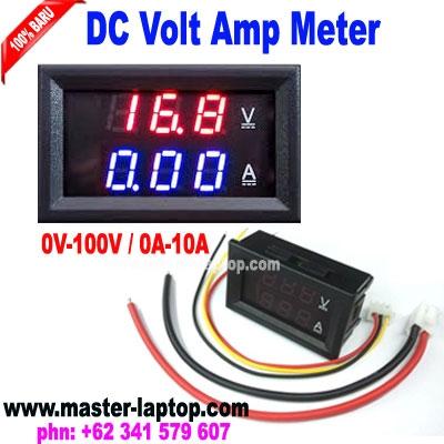 DC Volt Amp Meter 10A   large2