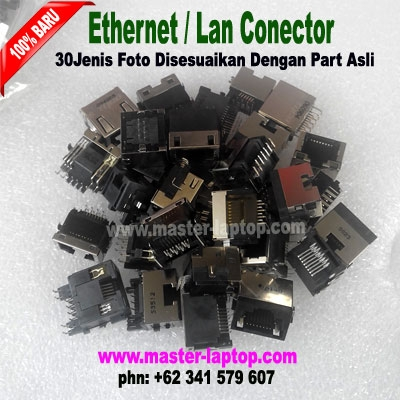 Ethernet network Lan Conector  large2