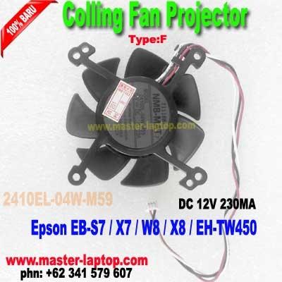 FAN Projector 2410EL 04W M59  large2