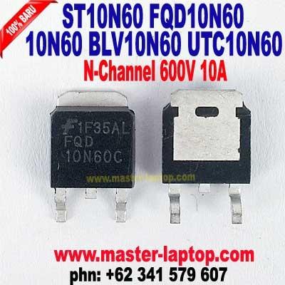 FQD10N60C  large2