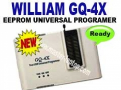 Mobile Version - Wilem GQ-4X universal Eeprom programmer