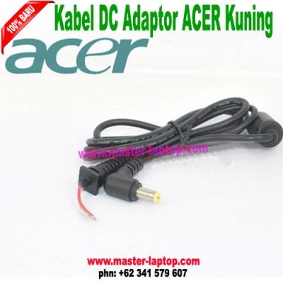 Kabel DC Adaptor ACER Kuning  large2