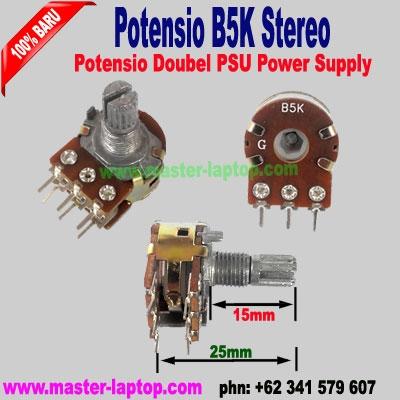 Potensio B5K Stereo  large2