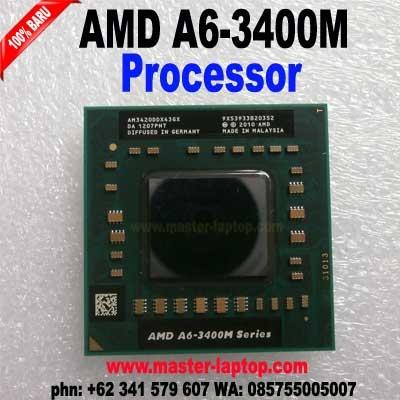 Processor AMD A6 3400M  large2