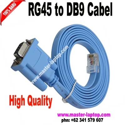 RG45 to DB9 Cabel  large2