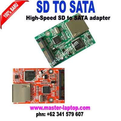 SD To SATA Adapter  large2