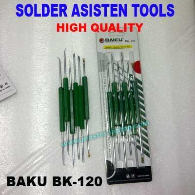 SOLDER ASSIST TOOLS SET BAKU BK 120  large2