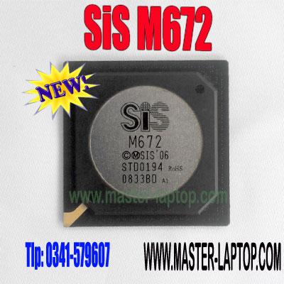 chipset sis m672