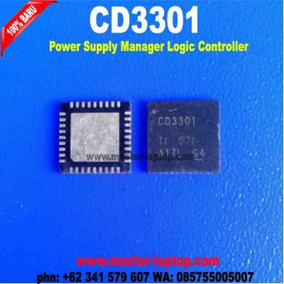 TI CD3301RHHR CD3301  large2