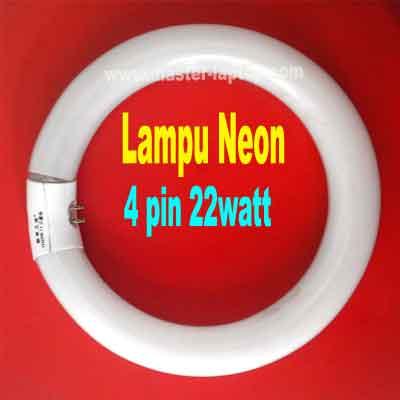 Lampu Services Besar #2: lampu neon 22watt