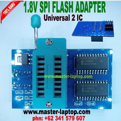 1 8V SPI FLASH ADAPTER universal 2 IC  large2