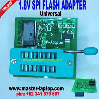 1 8V SPI FLASH ADAPTER universal  large2