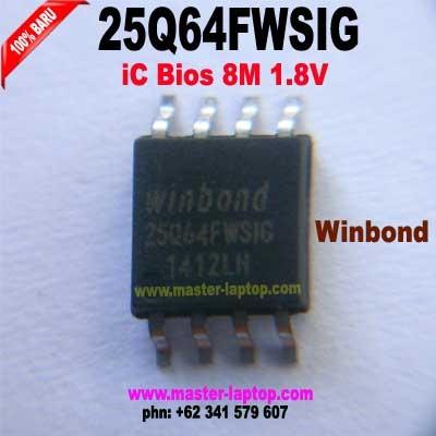 25Q64FWSIG 8M 1 8V  large2