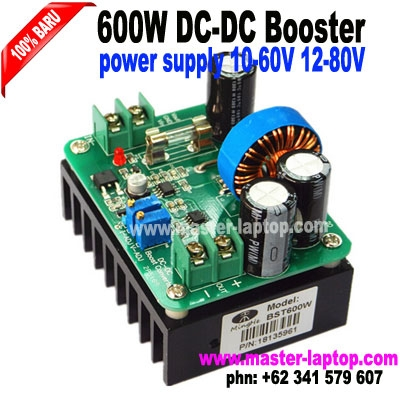 600W DC DC Booster  large2