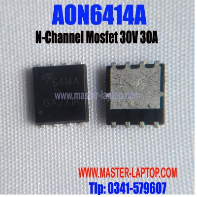 AON6414A N Channel Mosfet  large2
