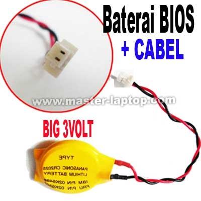 BATERAI BIOS CABEL BESAR  large2