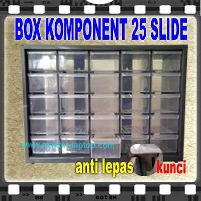 BOX KOMPONENT 25 SLIDE  large2