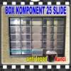 BOX KOMPONENT 25 SLIDE  medium