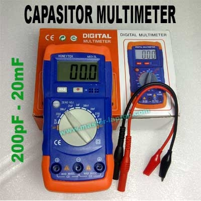 CAPASITOR MULTIMETER A6013L  large2