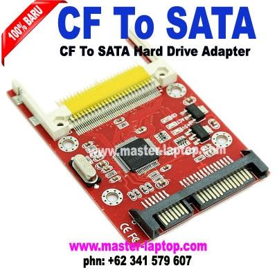 CF To SATA Hard Drive Adapter  large2