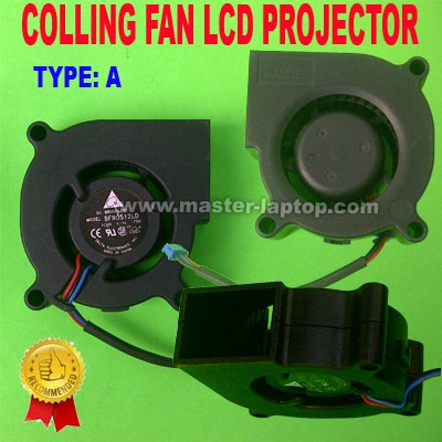 COLLING FAN LCD PROJECTOR  large2