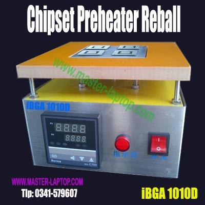 Chipset Prehater Reball iBGA 1010D  large2