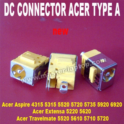DC CONNECTOR ACER TYPE A  large2