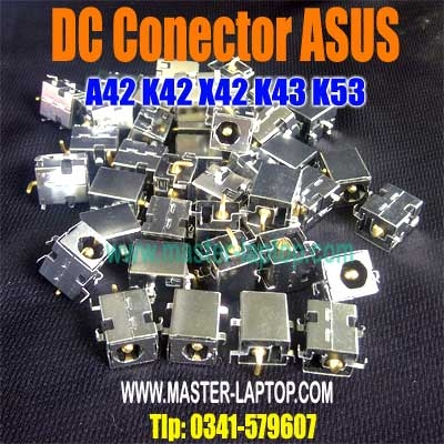 DC COnector Asus A42 K42 X42 K43 K53  large2