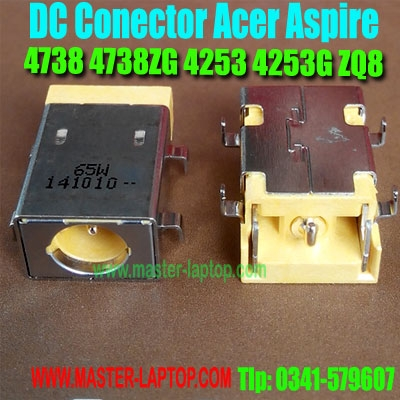 DC Conector Acer Aspire 4738 4738ZG 4253 4253G ZQ8  large2