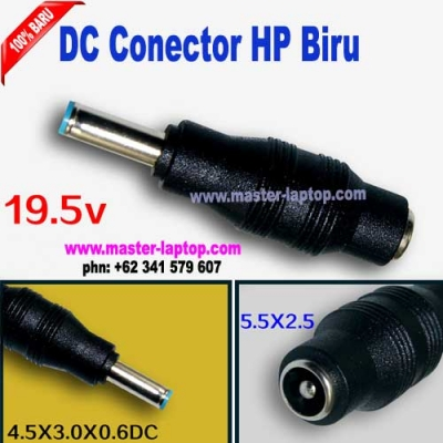 DC Conector HP Biru  large2