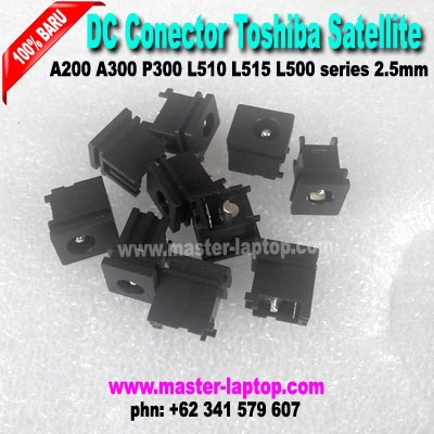 DC Conector toshiba Satellite A200 A300 series 2  large2