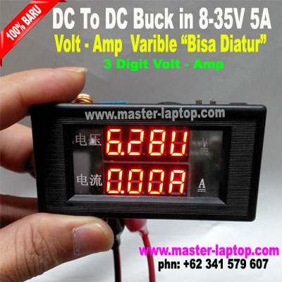 DC To DC Buck in 8 35V 5A  large2