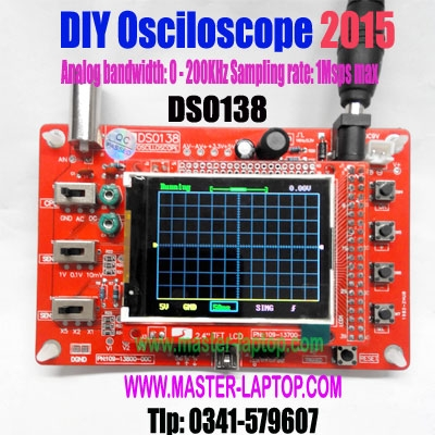 DIY OSCILOSCOPE DSO138  large2