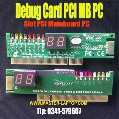 Debug Card PCI MB PC  large2