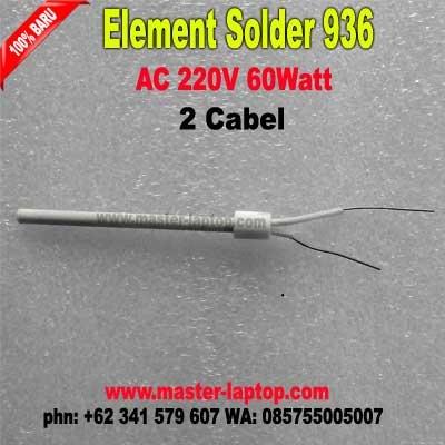 Element Solder 936 220V 60W 2cabel  large2