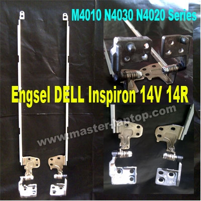 Engsel DELL Inspiron 14V 14R M4010 N4030 N4020 Series  large2