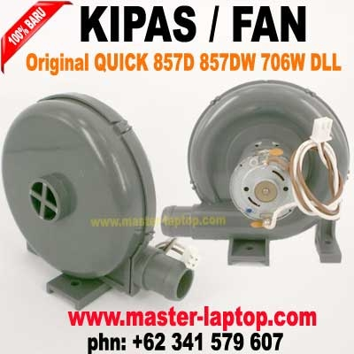 FAN Original QUICK 857D 857DW 706W  large2
