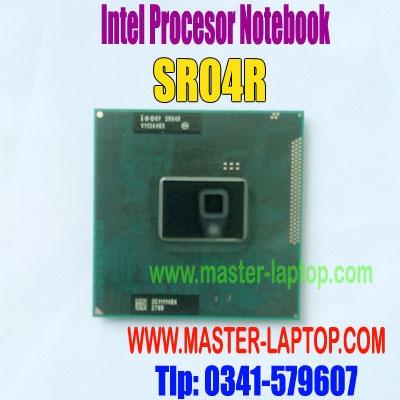 Intel Celeron Processor SR04R  large2