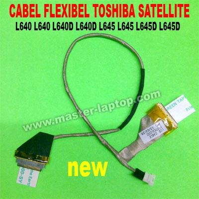 KABEL FLEXIBEL L640 L640 L640D L640D L645 L645 L645D L645D  large2