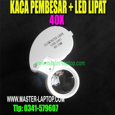 KACA PEMBESAR LED LIPAT  large2